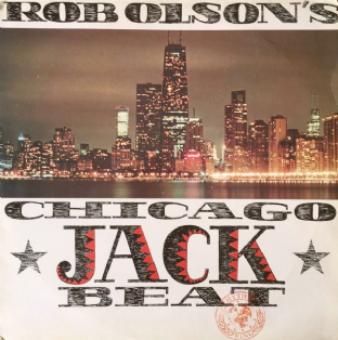 V/A ‎- Rob Olson's Chicago Jack Beat: The True Picture Of House (LP) (G/G)
